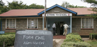 Narok High Extra County Secondary School in Narok County; School KNEC Code, Type, Cluster, and Category