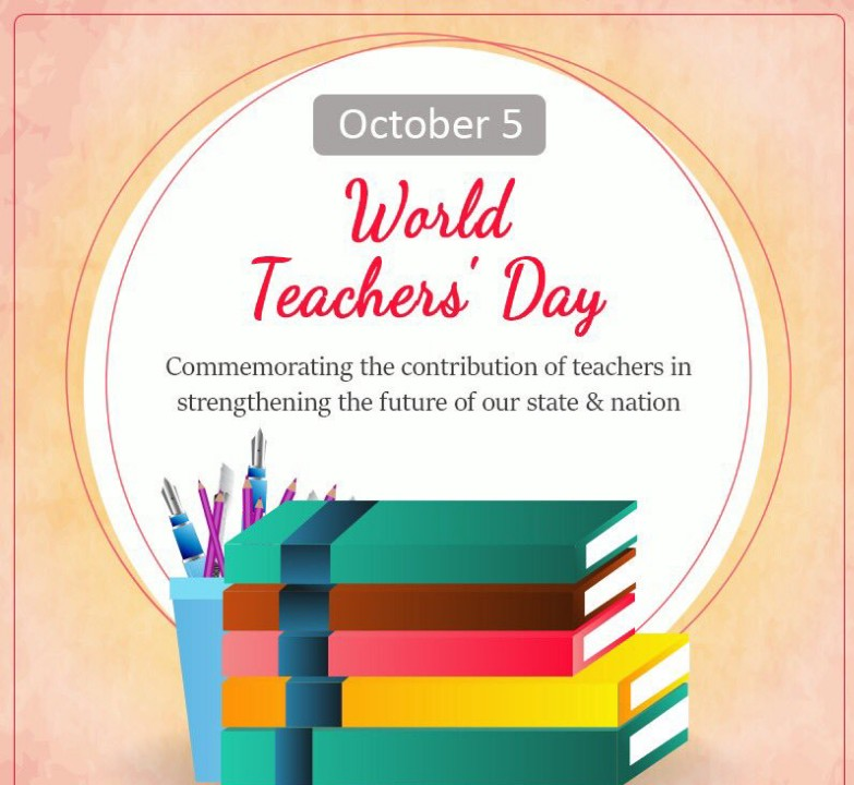 what is the world teachers' day and when is it held