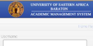 How to Log in to Baraton University Students Portal, https://registration.ueab.ac.ke/a_students, for Registration, E-Learning, Hostel Booking, Fees, Courses and Exam Results