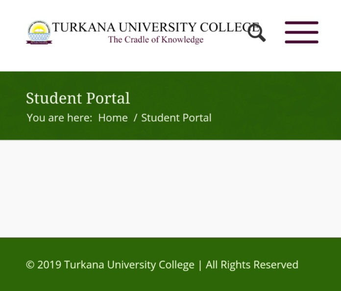 How to Log in to Turkana University Students Portal, https://tuc.ac.ke/student-portal/, for Registration, E-Learning, Hostel Booking, Fees, Courses and Exam Results