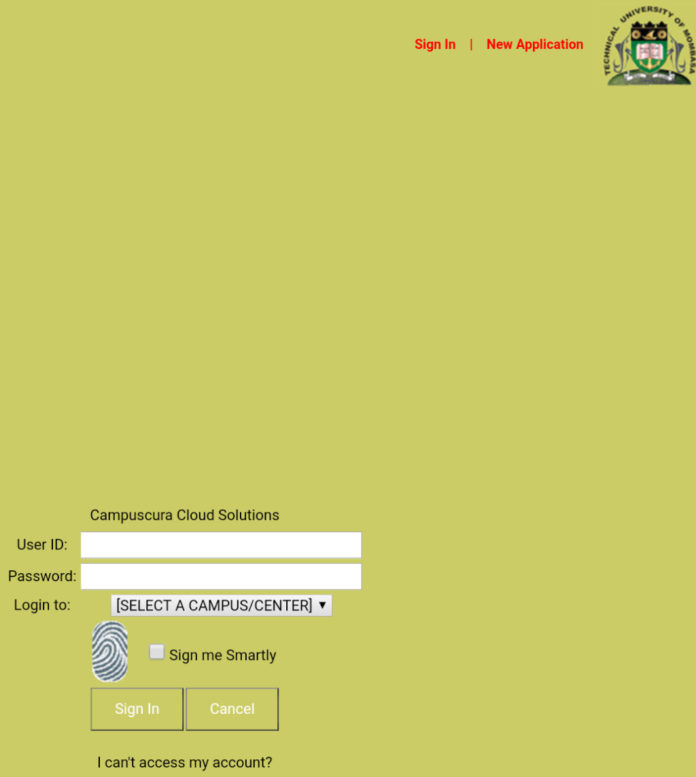 How to Log in to Technical University of Mombasa Students Portal, https://students.tum.ac.ke, for Registration, E-Learning, Hostel Booking, Fees, Courses and Exam Results