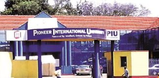 Pioneer International University Courses, Admissions, Intakes, Requirements, Students Portal, Location and Contacts