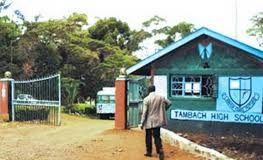 Tambach High Extra County Secondary School in Elgeyo Marakwet County; School KNEC Code, Type, Cluster, and Category
