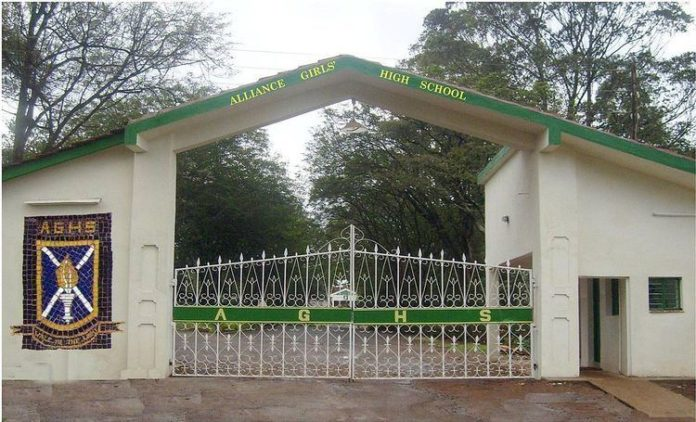 National Girls' schools in Kenya; School KNEC code, name, category, type and cluster