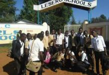 County Secondary Schools in Uasin Gishu County; School KNEC Code, Type, Cluster, and Category