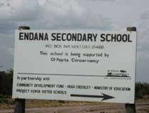 County Secondary Schools in Laikipia County; School KNEC Code, Type, Cluster, and Category