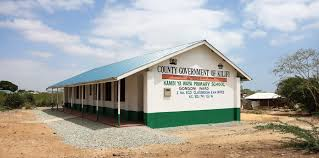 Primary schools in Kilifi County; School name, Sub County location, number of Learners