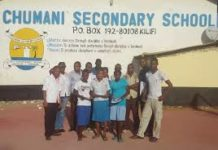 Sub County Secondary Schools in Kilifi County; School KNEC Code, Type, Cluster, and Category