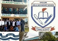 List of all Sub County Secondary Schools in Kitui County; School KNEC Code, Type, Cluster, and Category