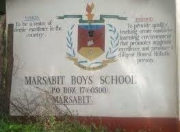 All Sub County Secondary Schools in Marsabit County; School KNEC Code, Type, Cluster, and Category
