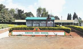 All Sub County Secondary Schools in Kericho County; School KNEC Code, Type, Cluster, and Category