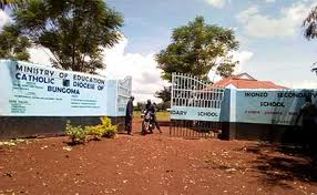 All Sub County Secondary Schools in Busia County; School KNEC Code, Type, Cluster, and Category