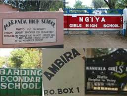 Complete list of Sub County Secondary Schools in Siaya County; School KNEC Code, Type, Cluster, and Category.