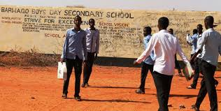 List of Sub County Secondary Schools in Manadera County; School KNEC Code, Type, Cluster, and Category.
