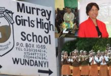 Murray Girls Extra County Secondary School in Taita Taveta County; School KNEC Code, Type, Cluster, and Category