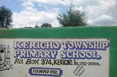 Primary schools in Kericho County; School name, Sub County location, number of Learners