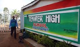 List of Sub County Secondary Schools in Bomet County; School KNEC Code, Type, Cluster, and Category