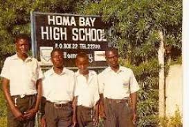 Full list of Sub County Secondary Schools in Homa Bay County; School KNEC Code, Type, Cluster, and Category.