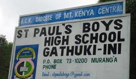 List of all Boys' Sub County Secondary Schools in Kenya; School Name, Code and Location
