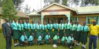 County Secondary Schools in Nyamira County; School KNEC Code, Type, Cluster, and Category