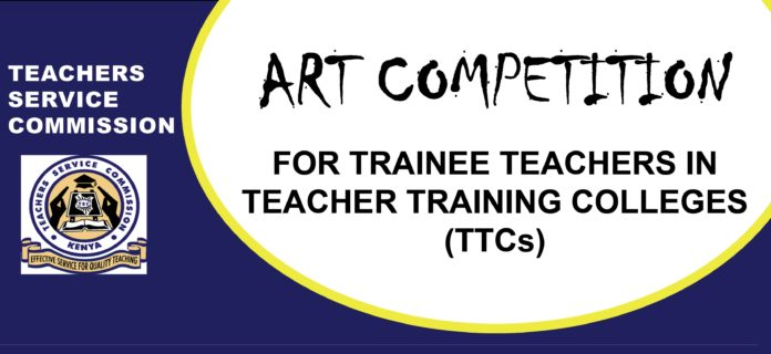 TSC advertises art competition for teachers, 2019; Requirements and full details: TSC News
