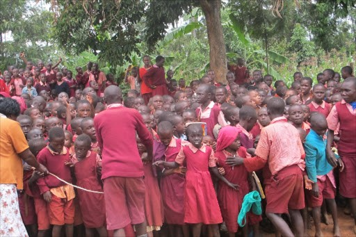 Primary schools in Trans Nzoia County; School name, Sub County location, number of Learners