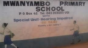 Mwanyambo primary school voi. The school produced the 2019 KCPE top candidate in Taita Taveta County.