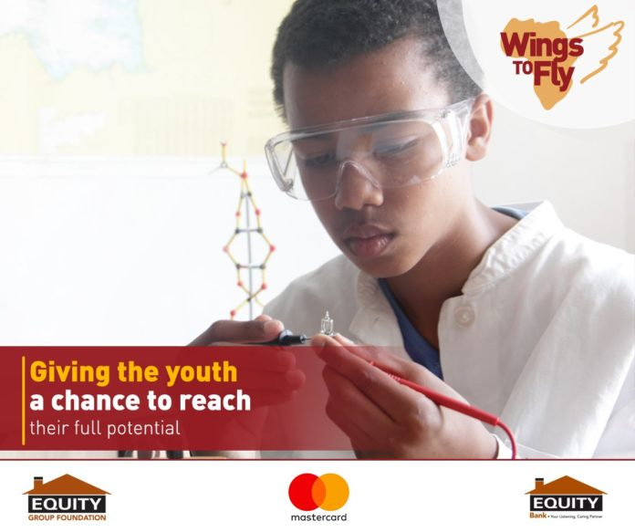 The Equity Bank 2020 Wings To Fly Scholarships for 2019 KCPE Candidates: How to get the application form and other details