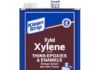 Xylene; A poisonous substance used in this year's KCSE Chemistry Practical