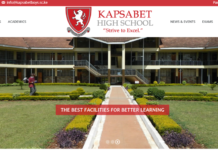 Complete guide on Kapsabet Boys' National School; KCSE Performance, Location, History, Fees, Contacts, Portal Login, Postal Address, KNEC Code, Photos and Admissions