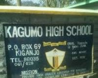 Kagumo High School KCSE results, location, contacts, admissions, Fees and more.