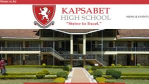 Kapsabet Boys High School KCSE results, location, contacts, admissions, Fees and more.