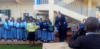 Kereri Girls High School 2019 KCSE results analysis.