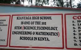 Kianyaga High School