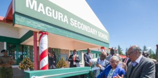 Magura Secondary school in Borabu, Nyamira County. The school lead in the 2019 KCSE examination for schools in Borabu Sub County.