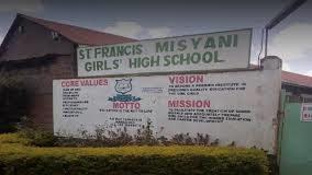 St Francis Misyani Girls High School