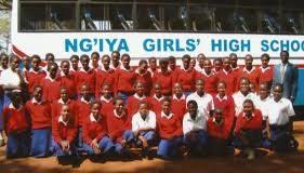 Ng'iya Girls High school KCSE results.