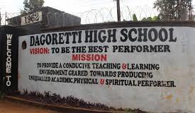 Dagoretti High School