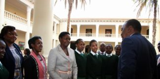 Gitugi Girls High School