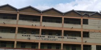 Kiage Tumaini Boys High School