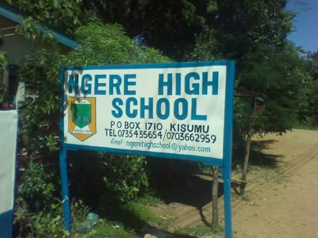 Ngere High School all details