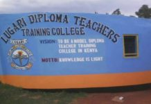 Lugari Diploma Teachers Training College; Lugari TTC Courses and other details.