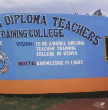 Lugari Diploma Teachers Training College; Lugari TTC Courses and other details.