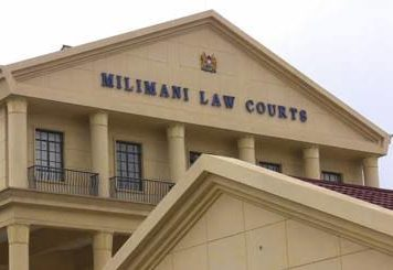 Milimani law courts.