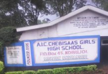 AIC CHEBISAAS GIRLS SECONDARY SCHOOL