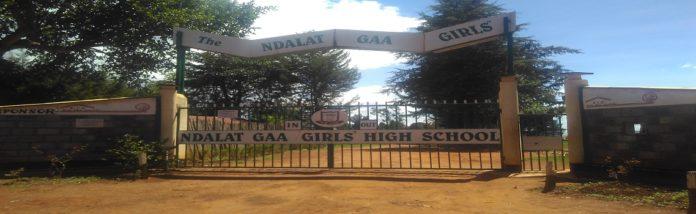 NDALAT GAA GIRLS' SECONDARY SCHOOL