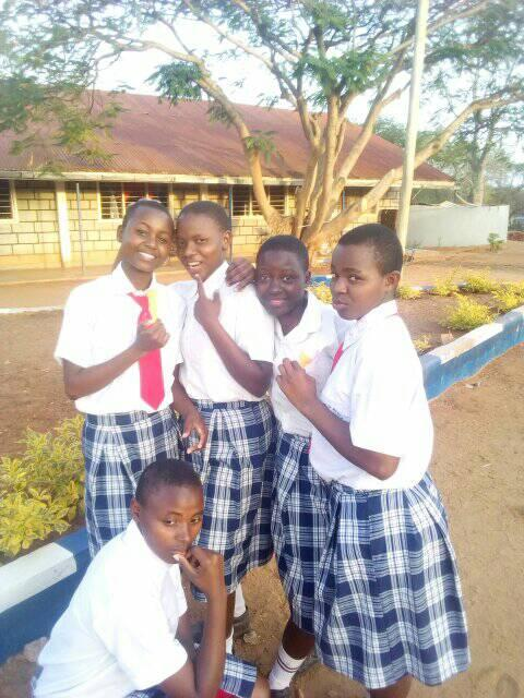 Mutomo Girls High School.