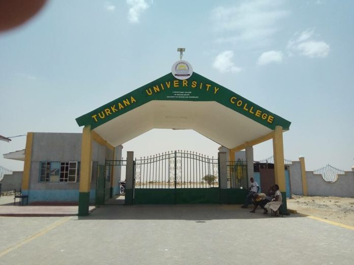 Turkana University Student admission list and KUCCPS admission list pdf download.
