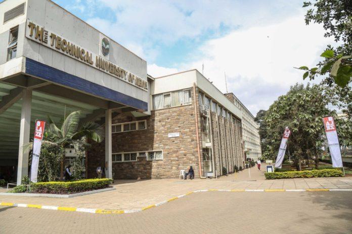 Technical University of Kenya (TUK) student admission list and KUCCPS admission list free pdf download.