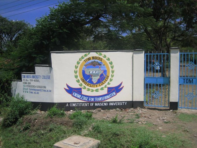 Tom Mboya University student admission letter and KUCCPS admission list pdf download.